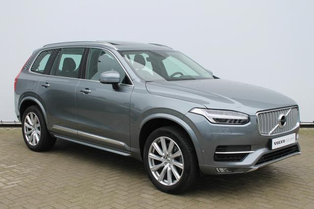 Volvo XC90 D4 INSCRIPTION - Schuifdak - Achteruitrijcamera - Head up display - Intellisafe Surround - Park Assist Pilot - Volvo Guard Alarm - 20'' LMV
