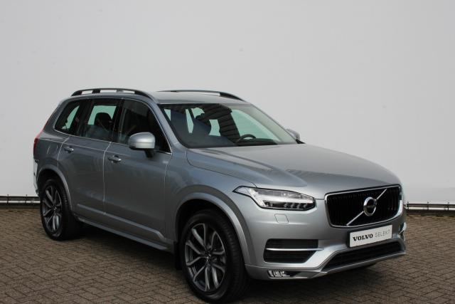 Volvo XC90 D5 235pk AWD GT MOMENTUM - 7pers. - Volvo On Call - Adaptive Cruise Control - BLIS - Camera achter - Stoelverwarming voor en achter - Stuurverwarming - Keyless - 4-zone Climate Control