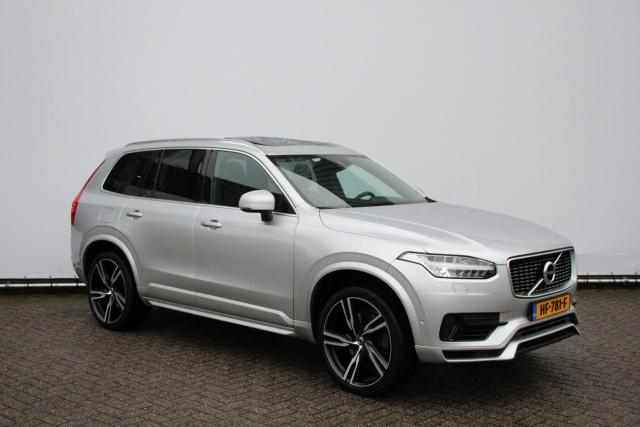 Volvo XC90 T8 TWIN ENGINE AWD R-DESIGN - 7% bijtelling! - Adaptieve cruise control met Pilot Assist - Bowers & Wilkins - Volvo On Call - Park.camera achter - 21