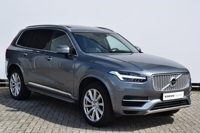 Volvo XC90 T8 (407 pk) Twin Engine AWD Inscription prijs incl b.t.w. - 15% BIJTELLING - Schuifdak - 360 Camera - Intellisafe Surround - DAB - Head Up Display - 20'' LMV -