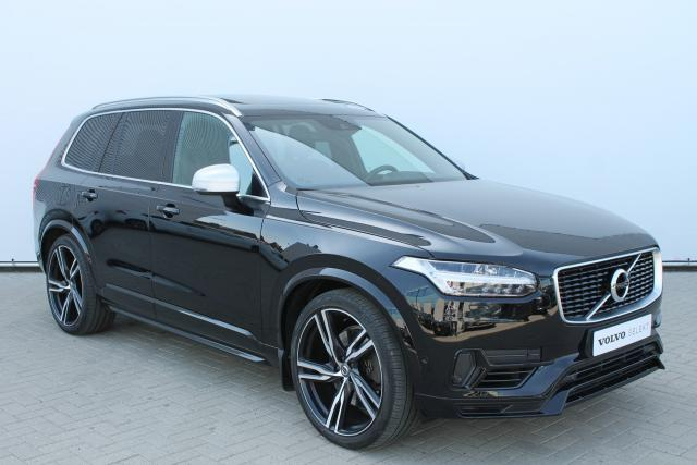 Volvo XC90 T8 AWD R-Design - INCL BTW - 15% BIJTELLING - Luchtvering - Bowers & Wilkins - DAB - Schuifdak - Head up display - Intellisafe Surround - Intellisafe Assist - Park Assist Pilot - Carbon Inleg - 22'' LMV