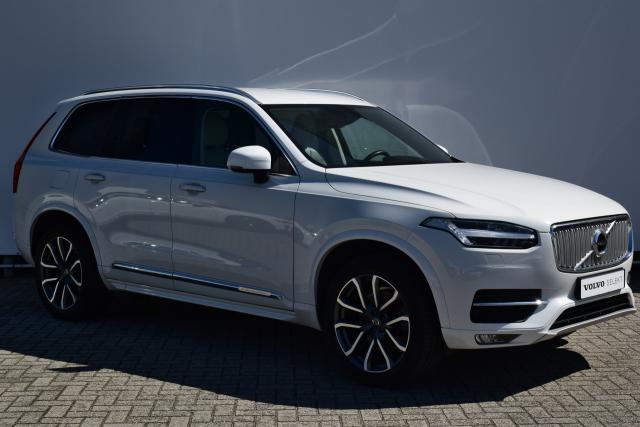 Volvo XC90 D5 (235 pk) AWD Inscription - Adaptive Cruise Control - Pilot Assist - Verw. Voorstoelen - Volvo On-Call - Trekhaak -