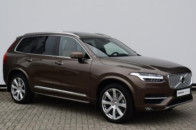 Volvo XC90 D5 (235 pk) AWD INSCRIPTION Bowers & Wilkins - Luchtvering - Polestar Tuning - 20