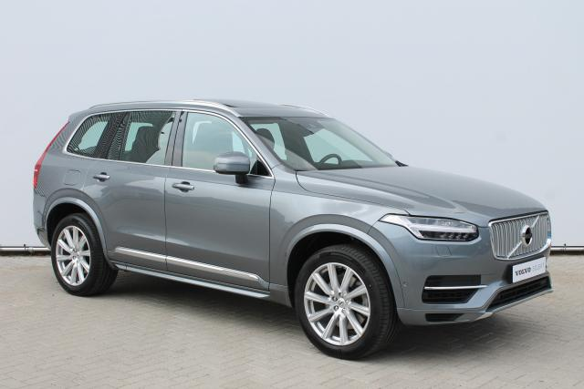 Volvo XC90 T8 Inscription - INCL BTW - 15% BIJTELLING - Schuifdak - 360 Camera - Intellisafe Surround - DAB - Head Up Display - 20'' LMV