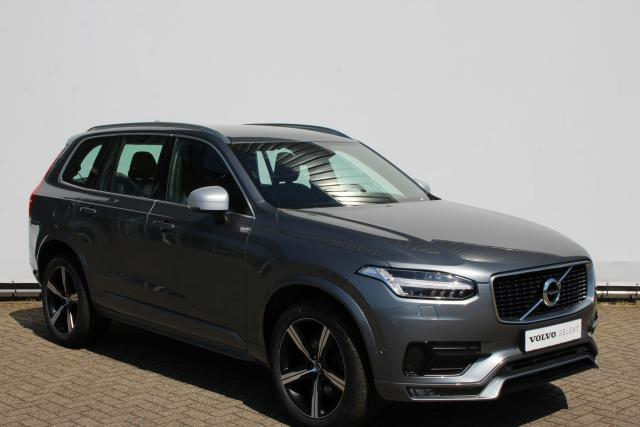 Volvo XC90 D5 235pk AWD R-DESIGN - AUTOMAAT - LED - 20