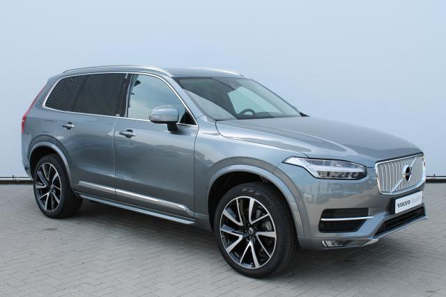 Volvo XC90 T5 AWD Inscription - Standkachel - Volvo On Call - Achteruitrijcamera - LED - Parkeersensoren v/a - Intellisafe Surround - Verw. Stoelen v/a - 21'' LMV