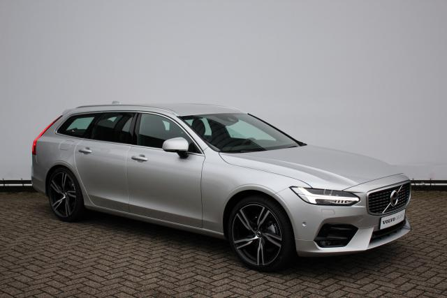 Volvo V90 D4 190pk R-DESIGN - AUTOMAAT - Adaptieve cruise control met Pilot Assist - BLIS - Standkachel - Volvo On Call - 20
