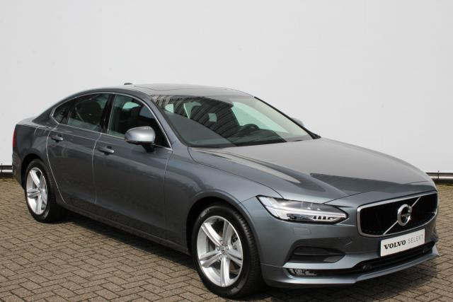 Volvo S90 D4 190pk MOMENTUM BUSINESS - AUTOMAAT - Leder - LED verlichting - 18