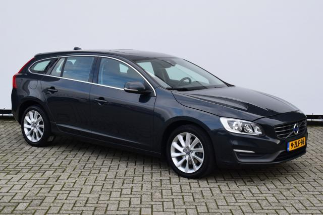 Volvo V60 D2 (116pk) MOMENTUM - Navigatie - Volvo On-Call - Cruise control - Park.sens. achter - 17