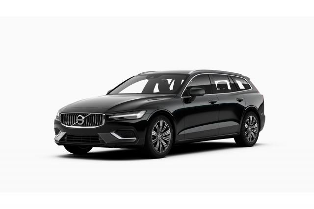 Volvo V60 D4 Inscription - Automaat - Business Pack Connect - Intellisafe Pro Line - Noodreservewiel - Automatisch dimmende spiegels - Leder - Metallic lak - 18'' LMV