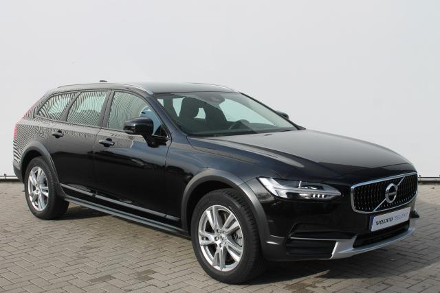 Volvo V90 Cross Country T5 90TH ANNIVERSARY EDITION - Automaat - Intellisafe Assist - Intellisafe Surround - Achteruitrijcamera - Keyless - Volvo On Call - Verw. Voorstoelen - Parkeersensoren v/a - 18'' LMV