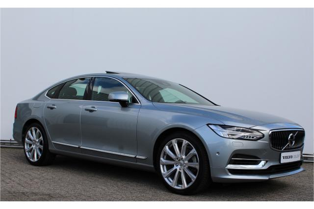 Volvo S90 T8 AWD Twin Engine AWD Inscription - FULL OPTION - Luchtvering - Schuifdak - Adaptive Cruise Control - 20