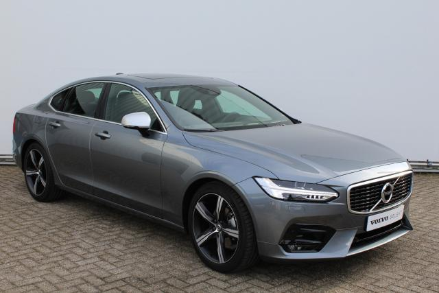 Volvo S90 D4 190pk - R-DESIGN Luxury - Automaat - Schuifdak - Adaptive Cruise Control - Parkeercamera - Head-up display - 19