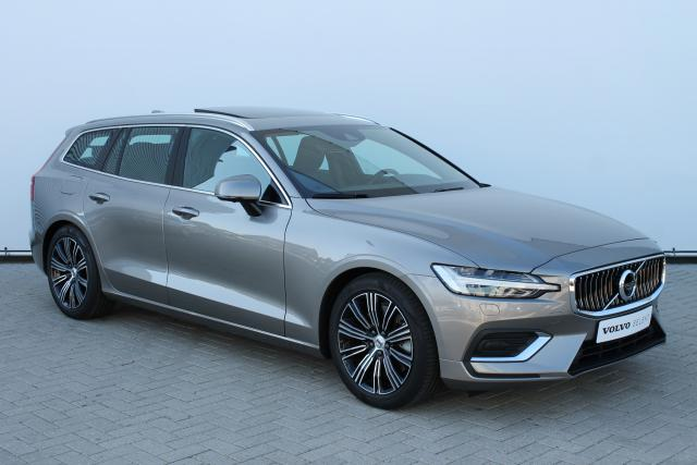 Volvo V60 T6 AWD INSCRIPTION - Nieuw Model - Automaat - Luxury Line - Scandinavian Line - Intellisafe Pro Line - Business Pack Connect - Audio Line - Inscription Plus Line - 18'' LMV