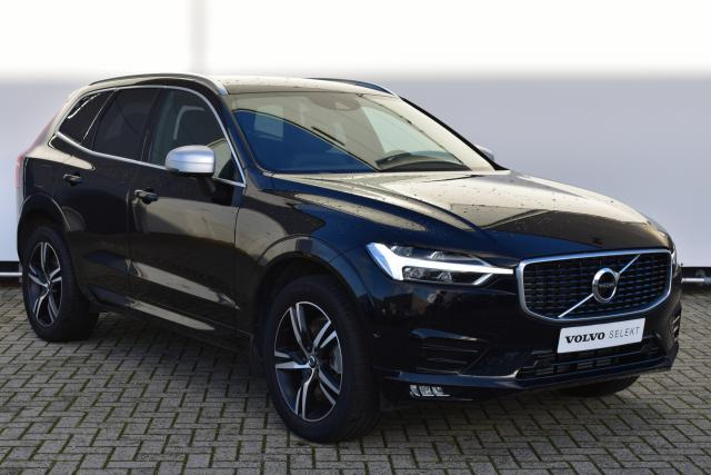 Volvo XC60 T5 AWD (250pk) R-Design - Automaat - Adaptive Cruise Control - BLIS - DAB+ - Parkeercamera - Verw. Zittingen V/A - Getint Glas - Standkachel - Volvo On Call - 19'' LMV