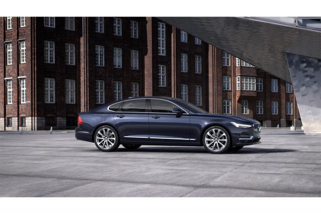 Volvo S90 T8 AWD Inscription - NIEUW UIT VOORRAAD - Inscription PLUS Line - Business Pack Connect PRO - Bowers & Wilkins - Luxury Line - 360 Camera - Versatility Line - 20'' 10-Spaaks velgen - Luchtvering - Sportstuurwiel - Intellisafe Surround - Full LED