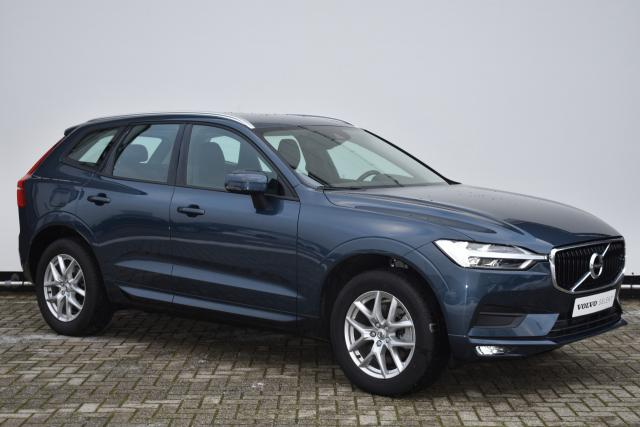 Volvo XC60 D4 (190pk) Momentum - Automaat - Standkachel - FULL LED - Parkeersensoren V/A - Parkeercamera - Verw. Stuurwiel | Zittingen V/A - Verw. Voorruit - Volvo On Call - Drive Mode Settings - 18'' LMV - Leder
