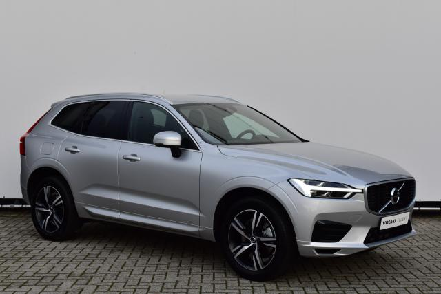 Volvo XC60 T5 (250PK) R-Design - Automaat - Adaptive Cruise Control - BLIS - Voorruit verwarming - DAB+ - Getint Glas - Volvo On Call - 19'' LMV