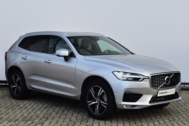 Volvo XC60 T5 AWD R-Design - Automaat - Standkachel - Volvo On Call - Intellisafe Surround - Intellisafe Assist - Achteruitrijcamera - DAB - Verw. Stoelen v/a - Verw. Stuur - Park Assist Pilot - 19'' LMV
