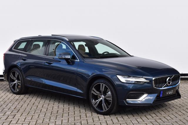 Volvo V60 T6 AWD (310pk) Inscription - Automaat - Business Pack Connect - Intellisafe Pro Line - Scandinavian Line - Luxury line - Automatisch dimmende spiegels