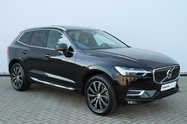 Volvo XC60 T5 250pk Inscription - AUTOMAAT - Adaptive Cruise Control - Panoriamisch schuif-/kanteldak - 360° camera - Harman Kardon - Head up display - Intellisafe Surround - Verw. Voorstoelen - Getint Glas - CD-Speler - Navigatie - Parkeersensoren voor &