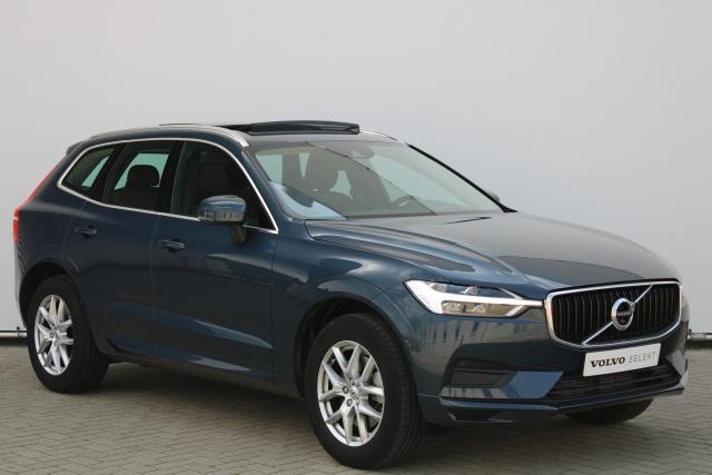 Volvo XC60 T5 Momentum - Automaat - Schuifdak - Intellisafe Surround - Intellisafe Assist - Head up display - Verw. Voorstoelen - Achteruitrijcamera - Keyless - Parkeersensoren v/a - 18'' LMV