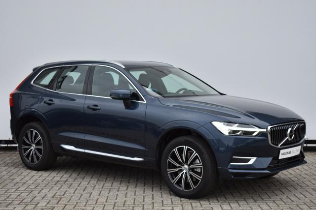 Volvo XC60 T4 (190pk) Inscription - AUTOMAAT - Leder Dashboard - FULL LED - Parkeersensoren - El. Verst. Bestuurdersstoel - Volvo On Call - Verw. Voorstoelen - Leder - Apple Carplay | Android Auto - 19'' LMV
