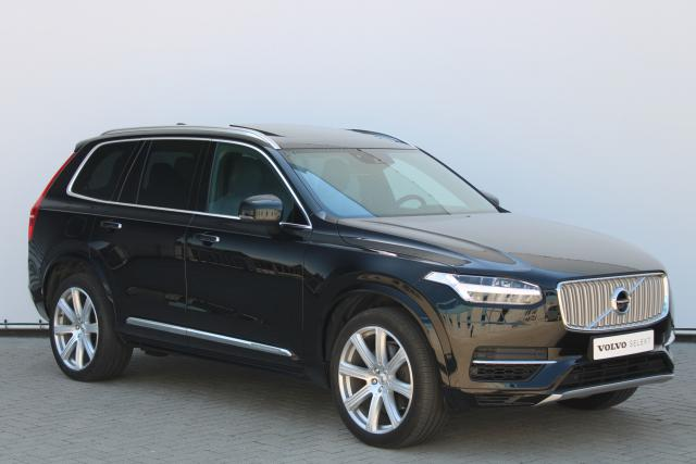Volvo XC90 T8 Twin Engine AWD Inscription - Luchtvering - Schuifdak - 360 Camera - Bowers & Wilkins - DAB - Head up display - Intellisafe Assist - Intellisafe Surround - Geïntegreerde zonnegordijnen - Park Assist Pilot - Trekhaak Semi elektrisch - 21'' LM