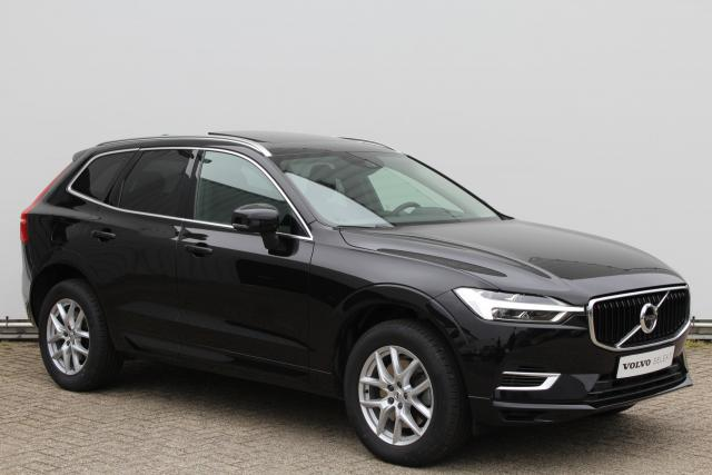 Volvo XC60 T8 Momentum - Luchtvering - Bowers & Wilkins - 360 Camera - Massage Functie - Intellisafe Assist - Intellisafe Surround - Head up display - Verw. Stoelen v/a - Verw. Stuur - Keyless - Parkeersensoren v/a - Trekhaak elektrisch wegklapbaar - 18''