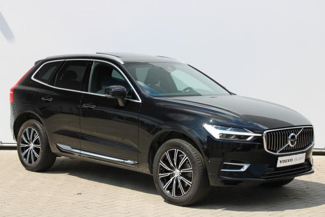 Volvo XC60 T8 Twin Engine AWD Inscription - Luchtvering - Bowers & Wilkins - DAB - 360 Camera - Schuifdak - Intellisafe Assist - Intellisafe Surround - Head up display - Park Assist Pilot - Verw. Stoelen v/a - Verw. Stuur - 19'' LMV