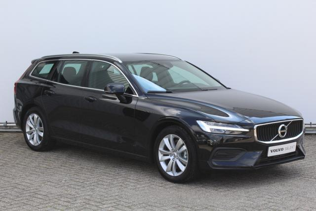 Volvo V60 D4 Momentum - Automaat - Navigatie - Verwarmde voorstoelen - BLIS - Pilot assist - Lederen interieur - Volvo on Call - LED koplampen - Apple Carplay & Android Auto -