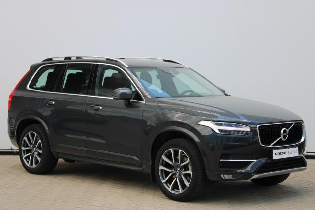 Volvo XC90 T5 AWD Momentum - Standkachel - Volvo On Call - Verw. Stoelen v/a - Verw. Stuur - Intellisafe Assist - Drive Mode Settings - Trekhaak elektrisch wegklapbaar - 20'' LMV