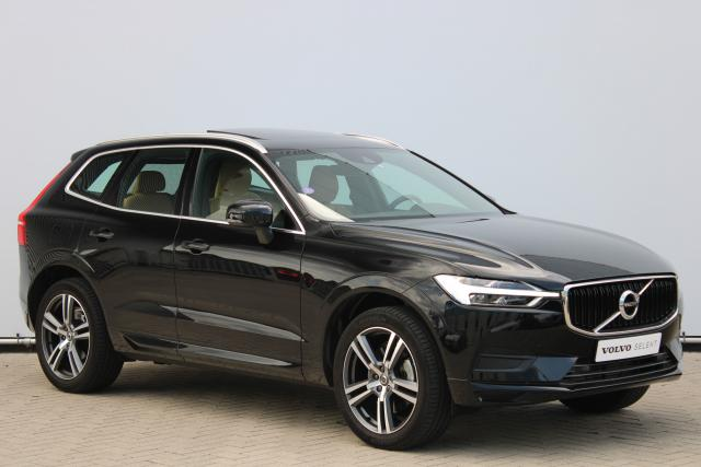 Volvo XC60 T5 Momentum - Automaat - Schuifdak - Intellisafe Surround - Intellisafe Assist - Head up display - Verw. Voorstoelen - Achteruitrijcamera - Keyless - Parkeersensoren v/a - 20'' LMV