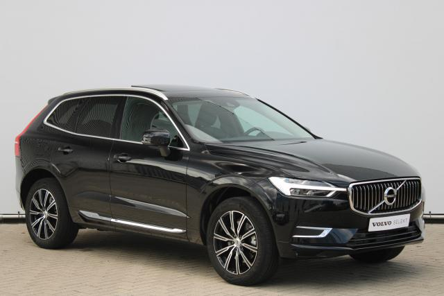 Volvo XC60 T5 Inscription - Schuifdak - Intellisafe Assist - Intellisafe Surround - Achteruitrijcamera - Getint Glas - Keyless Entry - Verwarmde voorstoelen - Pilot Assist - Parkeersensoren v/a - 19'' LMV