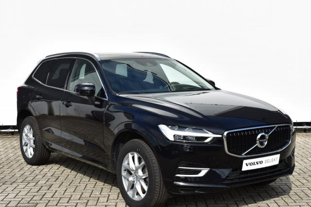 Volvo XC60 T8 (407pk) Twin Engine AWD Momentum - Luchtvering - Bowers & Wilkins - DAB - Schuifdak - Intellisafe Assist - Intellisafe Surround - Keyless Entry - Head-up display - 360 Camera - Alarm Klasse 3 - Getint Glas - Verwarmbare Stoelen v/a - Verwarm