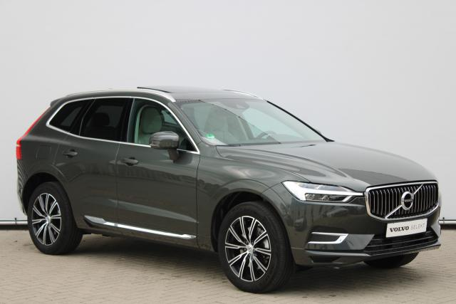 Volvo XC60 T5 Inscription - Schuifdak - Intellisafe Assist - Intellisafe Surround - Achteruitrijcamera - Keyless - Parkeersensoren v/a - Getint Glas - Verw. Voorstoelen - 19'' LMV