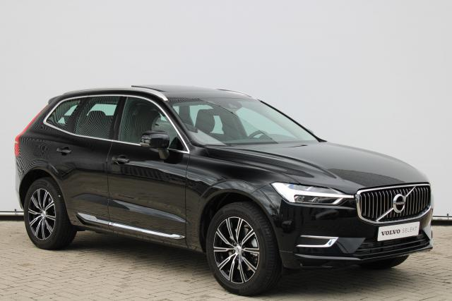 Volvo XC60 T5 Inscription - Schuifdak - Intellisafe Assist - Intellisafe Surround - Standkachel - Achteruitrijcamera - Verw. Stoelen v/a - Verw. Stuur - Keyless - Apple Carplay - Head up display -