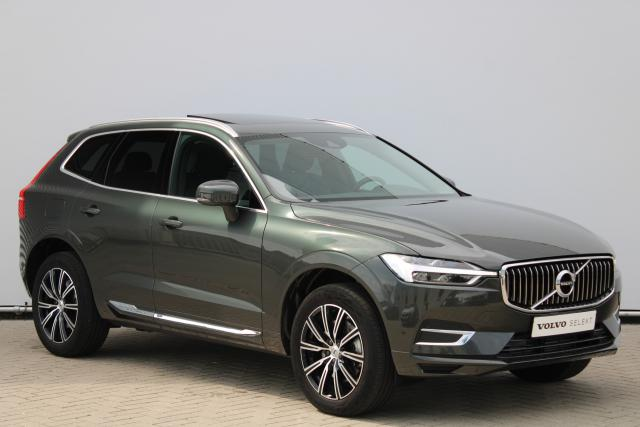 Volvo XC60 T5 250pk Inscription - Automaat - Sensus navigatie - Adpatieve Cruise Control - Panoramadak - BLIS - Keyless - Parkeercamera achterzijde - Parkeersensoren voor & achter - City Safety