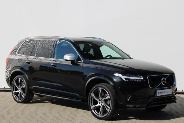Volvo XC90 T5 AWD R-Design - Standkachel - Massage Functie - Intellisafe Surround - Intellisafe Assist - Volvo On Call - Getint Glas - Parkeersensoren v/a - Verw. Stoelen v/a - Verw. Stuur - Apple Carplay - Trekhaak elektrisch wegklapbaar - 22'' LMV