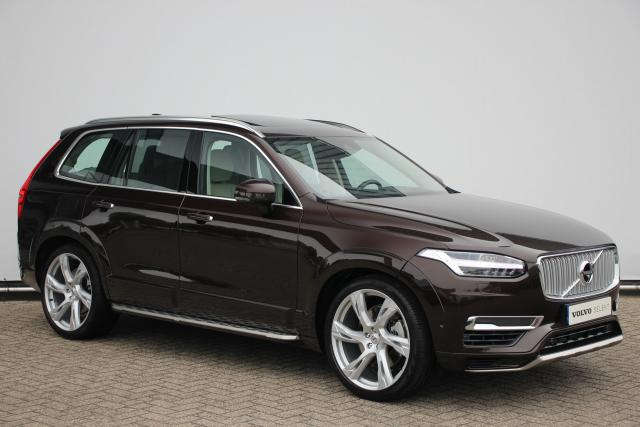 Volvo XC90 T8 Twin Engine AWD Inscription - Sensus navigatie - Bowers & Wilkins Audio - Luchtvering - Visual Park Assist - Adaptieve cruise control - 22