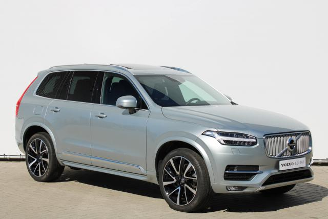 Volvo XC90 D5 AWD Inscription - Luchtvering - Schuifdak - Bowers & Wilkins - DAB - 360 Camera - Head up display - Intellisafe Assist - Intellisafe Surround - Volvo On Call - Verw. Stoelen v/a - Verw. Stuur - Parkeersensoren v/a - Getint Glas - 21'' LMV