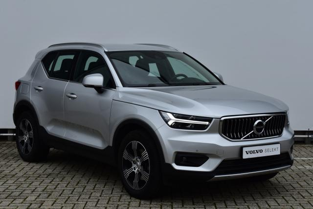 Volvo XC40 T5 AWD (250pk) Inscription - Automaat - Adaptive Cruise Control - BLIS - Achteruitrijcamera - Navigatie - Parkeersensoren v/a - Volvo On Call - Trekhaak - DAB+ - alarm - voorruit verwarming-