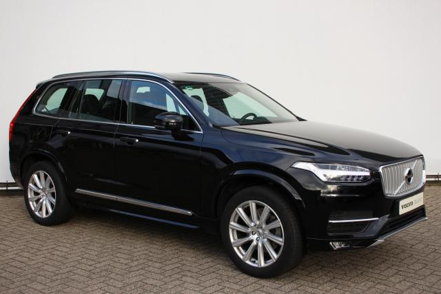 Volvo XC90 T5 AWD Inscription - Standkachel - Intellisafe Assist - Intellisafe Surround - Achteruitrijcamera - Verw. Stoelen v/a - Verw. Stuur - Volvo On Call - Head up display - Getint Glas - Apple Carplay - Trekhaak elektrisch wegklapbaar - 20'' LMV