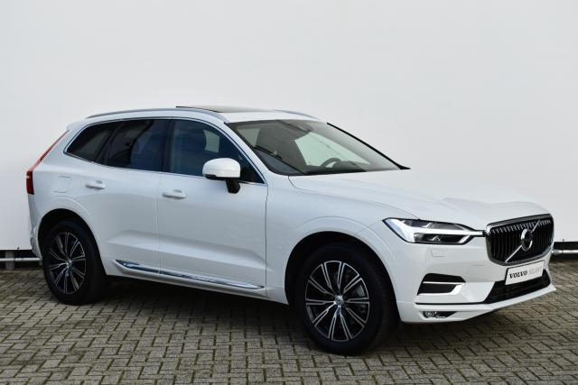 Volvo XC60 T5 (250pk) Inscription - AUTOMAAT - Head Up Display - Panoramadak - Harman Kardon - Adaptive Cruise Control - Dodehoek Detectie - FULL LED Koplampen - Parkeersensoren V/A - Parkeercamera - Getint Glas - 19'' LMV
