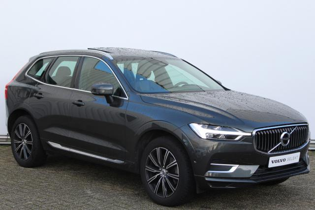 Volvo XC60 D4 AWD Inscription - Automaat - Navigatie - Panorama/schuifdak - Standkachel - Pilot Assist - BLIS - Verwarmde voorstoelen, stuur & achterbank - Keyless entry - Volvo on Call - 20'' LMV