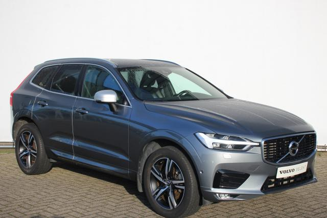 Volvo XC60 T5 AWD R-Design - Standkachel - Intellisafe Surround - Intellisafe Assist - DAB - Volvo On Call - Verw. Stoelen v/a - Verw. Stuur - Achteruitrijcamera - Apple Carplay - 19'' LMV
