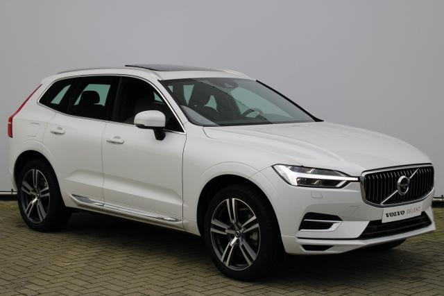 Volvo XC60 T8 AWD Inscription - Harman Kardon - Intellisafe Assist - Intellisafe Surround - 360 Camera - Verw. Voorstoelen - Geïntegreerde kinderzitjes - Apple Carplay - Parkeersensoren v/a - Keyless - 20'' LMV