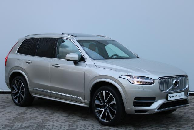 Volvo XC90 T8 AWD Inscription - Luchtvering - Bowers & Wilkins - DAB - 360° Camera - Head up display - Massage Functie - Park Assist Pilot - Intellisafe Surround - Intellisafe Assist - Navigatie - Trekhaak elektrisch wegklapbaar - 21'' LMV