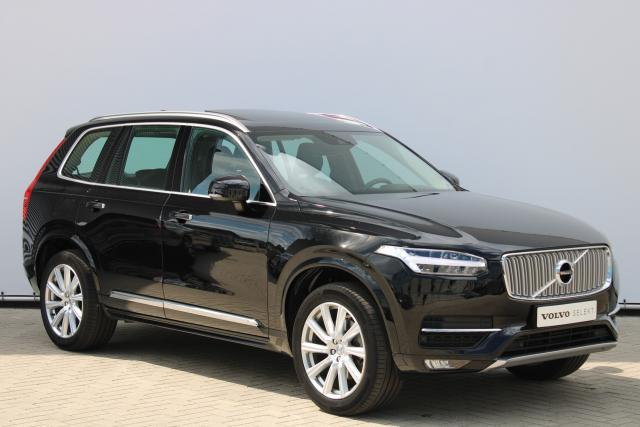 Volvo XC90 T5 AWD Inscription - Schuifdak - Standkachel - Intellisafe Assist - Intellisafe Surround - Head up display - Massage Functie - Alarm Klasse 3 - DAB - Verw. Stoelen v/a - Verw. Stuur - Achteruitrijcamera - Keyless - 20'' LMV