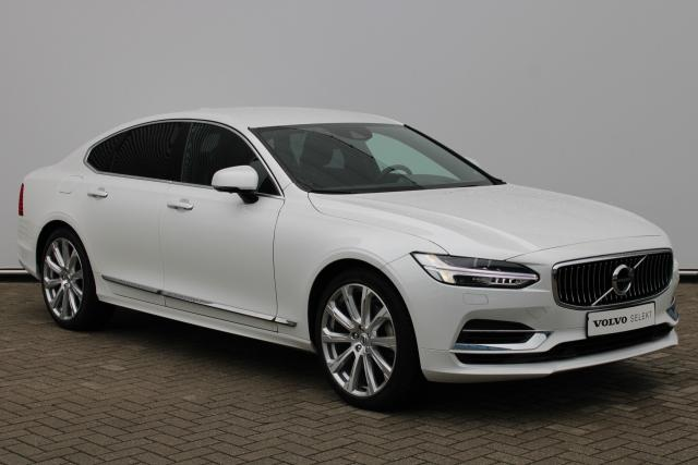 Volvo S90 T8 AWD Inscription - Luchtvering - Bowers & Wilkins - 360 Camera - Massage Functie - Head up display - Getint Glas - Intellisafe Surround - Intellisafe Assist - Apple Carplay - 20'' LMV